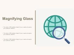 Marketing Pipeline Vs Cog Magnifying Glass Ppt Show Design Ideas PDF