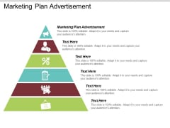 Marketing Plan Advertisement Ppt PowerPoint Presentation Icon Outline Cpb