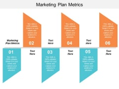 Marketing Plan Metrics Ppt Powerpoint Presentation File Guide Cpb