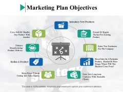 Marketing Plan Objectives Ppt PowerPoint Presentation Infographics Slideshow