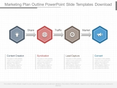 Marketing Plan Outline Powerpoint Slide Templates Download