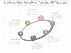 Marketing Plan Powerpoint Template Ppt Example