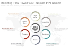 Marketing Plan Powerpoint Template Ppt Sample