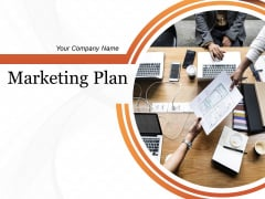 Marketing Plan Ppt PowerPoint Presentation Complete Deck With Slides