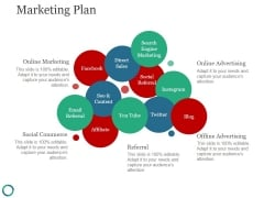 Marketing Plan Ppt PowerPoint Presentation Template