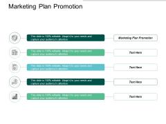 Marketing Plan Promotion Ppt PowerPoint Presentation Professional Graphics Tutorials Cpb