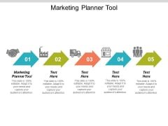 Marketing Planner Tool Ppt Powerpoint Presentation Layouts Aids Cpb
