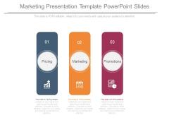 Marketing Presentation Template Powerpoint Slides