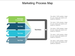 Marketing Process Map Ppt PowerPoint Presentation Pictures Background Designs Cpb