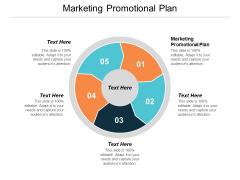 Marketing Promotional Plan Ppt PowerPoint Presentation Model Grid Cpb