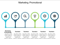 Marketing Promotional Ppt Powerpoint Presentation Infographic Template Skills Cpb