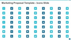 Marketing Proposal Template Icons Slide Ppt Professional Graphics Pictures PDF