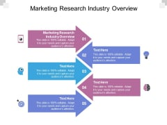 Marketing Research Industry Overview Ppt PowerPoint Presentation Layouts Slide Cpb