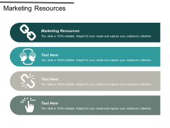 Marketing Resources Ppt PowerPoint Presentation Pictures Graphics Download