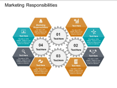Marketing Responsibilities Ppt PowerPoint Presentation Outline Show Cpb