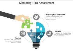 Marketing Risk Assessment Ppt PowerPoint Presentation Portfolio Sample Cpb