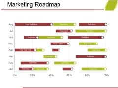 Marketing Roadmap Ppt PowerPoint Presentation File Graphic Images
