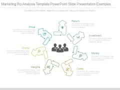 Marketing Roi Analysis Template Powerpoint Slide Presentation Examples