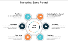 Marketing Sales Funnel Ppt PowerPoint Presentation Infographic Template Graphic Images Cpb