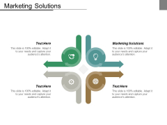 Marketing Solutions Ppt PowerPoint Presentation Inspiration Aids Cpb