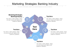 Marketing Strategies Banking Industry Ppt PowerPoint Presentation Layouts Format Ideas Cpb