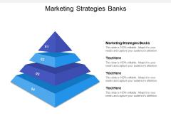 Marketing Strategies Banks Ppt PowerPoint Presentation Outline Slide Portrait Cpb