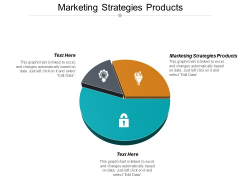 Marketing Strategies Products Ppt PowerPoint Presentation Pictures Maker Cpb