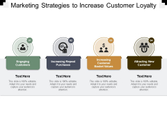 Marketing Strategies To Increase Customer Loyalty Ppt PowerPoint Presentation Styles Samples