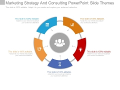 Marketing Strategy And Consulting Powerpoint Slide Themes