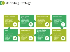 Marketing Strategy Ppt PowerPoint Presentation Infographic Template Outline