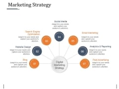 Marketing Strategy Ppt PowerPoint Presentation Infographics Gridlines