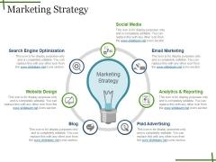 Marketing Strategy Ppt PowerPoint Presentation Professional Slide Portrait