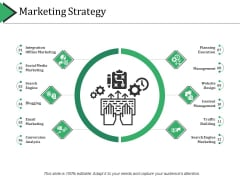 Marketing Strategy Ppt PowerPoint Presentation Summary Deck