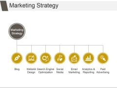 Marketing Strategy Ppt PowerPoint Presentation Summary
