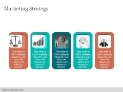 Marketing Strategy Template 1 Ppt Powerpoint Presentation Visual Aids Pictures