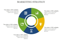 Marketing Strategy Template 2 Ppt PowerPoint Presentation Ideas Visuals