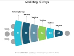 Marketing Surveys Ppt Powerpoint Presentation Layouts Diagrams Cpb