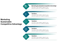 Marketing Sustainable Competitive Advantage Ppt PowerPoint Presentation Styles Infographic Template Cpb Pdf