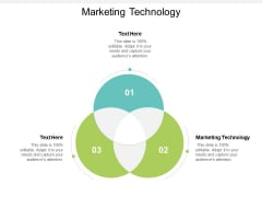 Marketing Technology Ppt PowerPoint Presentation Ideas Guidelines Cpb