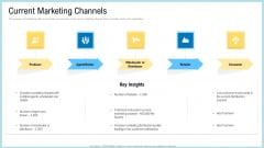 Marketing Technology Stack Current Marketing Channels Introduction PDF