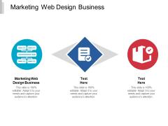 Marketing Web Design Business Ppt PowerPoint Presentation Summary Inspiration Cpb