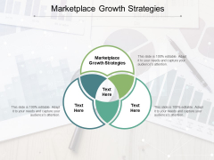 Marketplace Growth Strategies Ppt PowerPoint Presentation Ideas Example Cpb