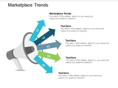 Marketplace Trends Ppt PowerPoint Presentation Professional Example Cpb