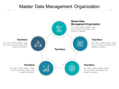 Master Data Management Organization Ppt PowerPoint Presentation Outline Images Cpb