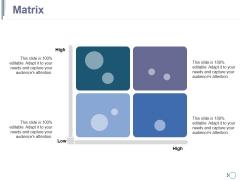 Matrix Ppt PowerPoint Presentation Gallery Designs Download