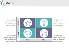 Matrix Ppt PowerPoint Presentation Infographics Graphics