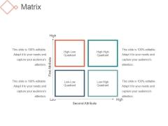 Matrix Ppt PowerPoint Presentation Information