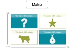 Matrix Ppt PowerPoint Presentation Microsoft