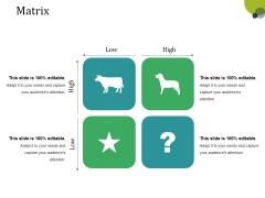 Matrix Ppt PowerPoint Presentation Model Images