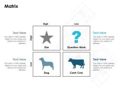 Matrix Ppt PowerPoint Presentation Professional Designs Download